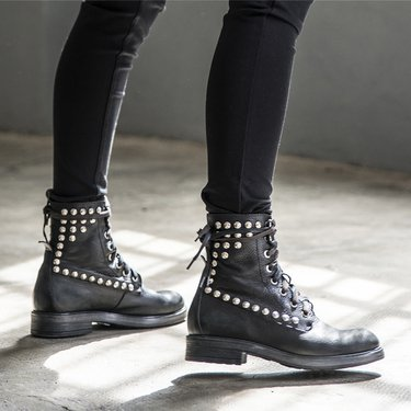 Click to view the long leg boot collection